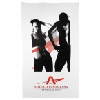 Promotional products: 14lb./doz. Medium Weight Beach Towel