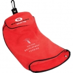 Promotional products: Spotless Swing Golf Towel