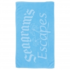 Promotional products: 6.5lb./doz. Small Colored Beach Towel