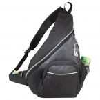 Promotional products: Vortex Deluxe Sling Backpack