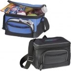 Promotional products: New Connections 6-Can Lunch Cooler