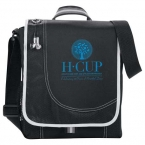 Promotional products: Boomerang Messenger Bag