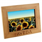 Promotional products: Bamboo Photo Frame
