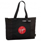 Promotional products: 100% Recycled PET Laguna Zippered Tote