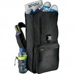 Promotional products: CLEARANCE:Disrupt® Recycled Compu-Sling Backpack