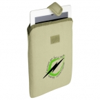 Promotional products: Trash Talking Recycled Tablet Sleeve