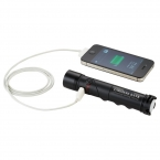 Promotional products: Mobile Power Bank 1400 mAh and Flashlight