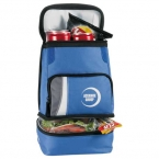 Promotional products: Arctic Zone® Dual Compartment Lunch Cooler