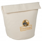 Promotional products: Clarity Cotton Cooler Sack