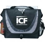 Promotional products: Buzz Checkpoint-Friendly Compu-Messenger Bag