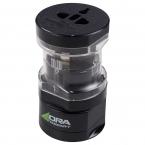 Promotional products: BRIGHTtravels Travel Adapter