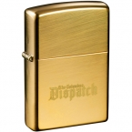 Promotional products: Zippo® Windproof Lighter High Polish Brass