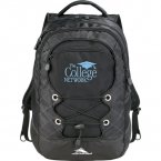 Promotional products: CLEARANCE:High Sierra® Tightrope Compu-Backpack