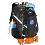 Promotional products: CLEARANCE:High Sierra® Zoe Compu-Backpack