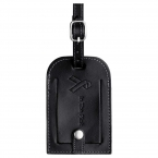 Promotional products: Millennium Leather Identification Tag