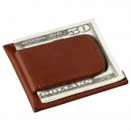 Promotional products: Cutter & Buck® Money Clip Card Case