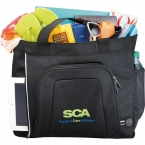 Promotional products: Cutter & Buck® Tour Deluxe Compu-Tote