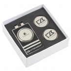 Promotional products: Cutter & Buck® Tour Money Clip Gift Set