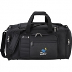Promotional products: Kenneth Cole® Tech Travel Duffel Bag