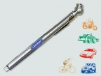 Promotional products: BICYCLE/TRUCK SAFETY PRESSURE GAUGE: PSI 20-120