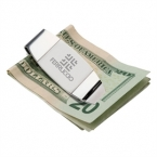 Promotional products: Money Clip