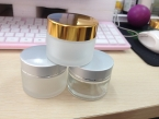 Promotional products: 2oz Glass Jars, Cosmetic, Cream, 50ml, 30ml