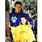 Promotional products: 1 color - lightweight, durable rain poncho