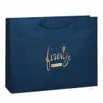 Promotional products: 13 x 5 x 10 gloss laminate euro totes