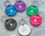 Promotional products: Aluminum key tags