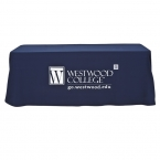 Promotional products: Polyester display table covers - 48hour rush production