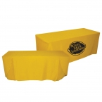 Promotional products: Fitted & Flat Screen Printed Convertible Table Covers