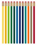 Promotional products: Round Wooden Pencils