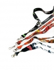 Promotional products: Digi dyed lanyards