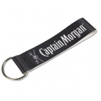 Promotional products: Silk screened wrist lanyards / wrist fobs