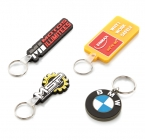 Promotional products: Soft pvc key chain