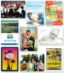 Promotional products: Full Custom Design Cards In Small Quantities
