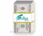 Promotional products: Stock money design background cards