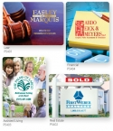 Promotional products: Stock professional series design background cards