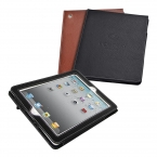 Promotional products: Deluxe leather ipad2 case