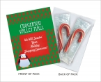 Promotional products: Sweet surprises candy canes