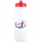 Promotional products: 32oz sports bottle