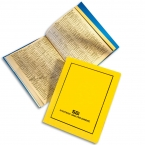 Promotional products: Vinyl telephone book covers