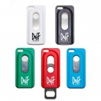 Promotional products: Iphone case & bottle opener