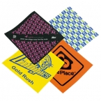 Promotional products: Printed bandanna