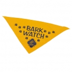 Promotional products: Printed triangular bandanna
