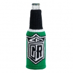 Promotional products: Zino knitted koozie for bottles