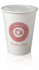 Promotional products: 12 oz  Hot or Cold paper cup