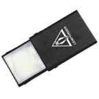Promotional products: Pop-out illuminated magnifier