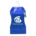 Promotional products: Wave collapsible water bottle
