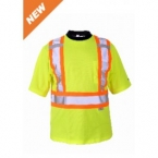 Promotional products: Safety Cotton Lined T-shirt